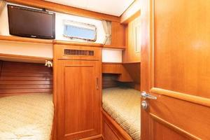 47' Grand Banks  2008 Starboard Twin Stateroom