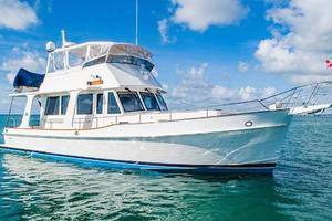 47' Grand Banks  2008 Staroard Profile 2