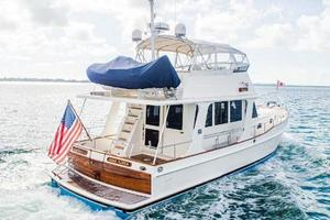 47' Grand Banks  2008 Starboard Stern