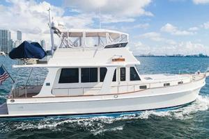 47' Grand Banks  2008 Starboard Profile