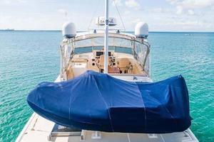 47' Grand Banks  2008 Tender With Cover