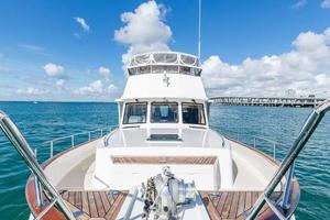 47' Grand Banks  2008 Bow Aft