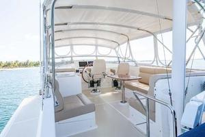47' Grand Banks  2008 Flybridge Forward