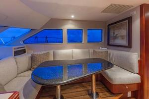 88' Cheoy Lee  2007 Galley Dinette