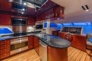 88' Cheoy Lee  2007 Galley