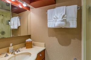 88' Cheoy Lee  2007 VIP Stateroom En Suite Head