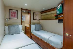 88' Cheoy Lee  2007 Twin Stateroom