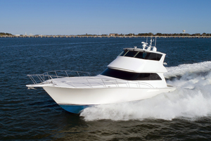 61' Viking 61 Convertible 2005