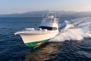 57' Custom Carolina 57 Jamie Chadwick Sportfish 2005
