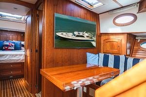 48' Hinckley Talaria 48 Motor Yacht 2013 TVinthesalon