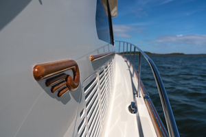 48' Hinckley Talaria 48 Motor Yacht 2013 STBDdeck