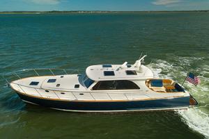48' Hinckley Talaria 48 Motor Yacht 2013 Portprofile2