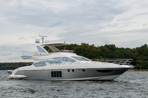 64' Azimut Motor Yacht 2013 Star Light