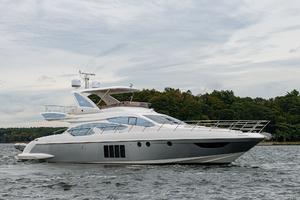 64' Azimut Motor Yacht 2013 StarLight