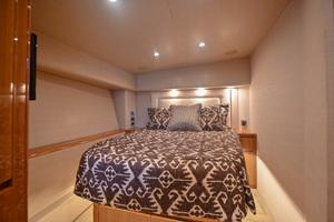 46' Viking 46 Convertible 2015 Master Stateroom