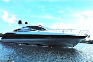 Pershing 56' High Performance Cruiser 2009  Finta