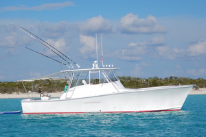 40' Sport Fisherman 2002  ALLEYCAT