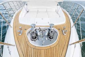 105' Mangusta  2011 Anchor Gear