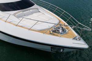 105' Mangusta  2011 Bow Sunpad And Shade 3