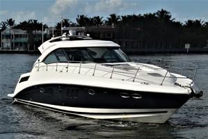 54' Sea Ray Sundancer 2012
