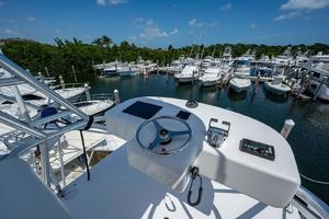 is a Cabo 44 Hardtop Express Yacht For Sale in Fort Lauderdale--43