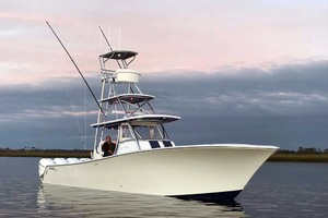 39' Front Runner 39 Center Console 2020 StarboardView