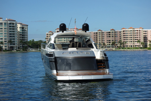 56' Pershing Performance Cruiser 2009