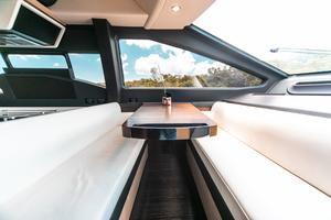 72' Azimut 72 Flybridge - Factory Owned 2016 Settee