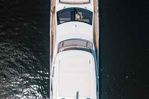 72' Azimut 72 Flybridge - Factory Owned 2016 AerialView
