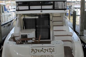 58' Sea Ray 58 Sedan Bridge 2008 Stern