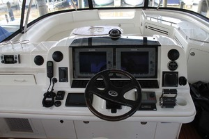 58' Sea Ray 58 Sedan Bridge 2008 Flybridge Helm