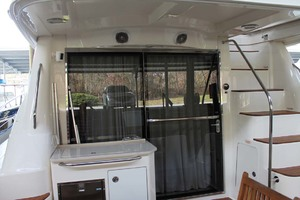 58' Sea Ray 58 Sedan Bridge 2008 Cockpit