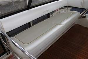 58' Sea Ray 58 Sedan Bridge 2008 Flybridge Aft Seating