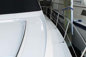 58' Sea Ray 58 Sedan Bridge 2008 Port Sidedeck