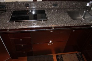 58' Sea Ray 58 Sedan Bridge 2008 Galley