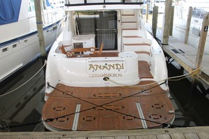58' Sea Ray 58 Sedan Bridge 2008 Swim Platform