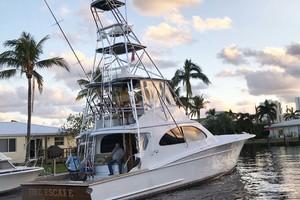 57' Spencer Sportfish 2013 Starboard Aft
