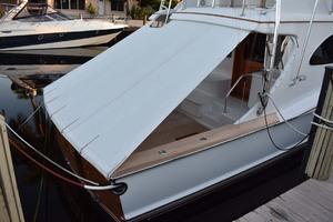 57' Spencer Sportfish 2013 Cockpit Cover