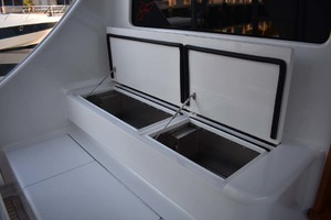 57' Spencer Sportfish 2013 Mezzanine Refrigeration
