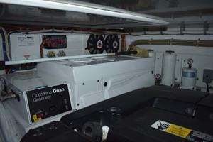 57' Spencer Sportfish 2013 Generator