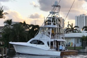 57' Spencer Sportfish 2013 Port Profile