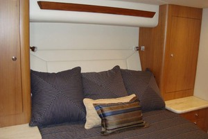 57' Spencer Sportfish 2013 Queen Berth with Reading Lights