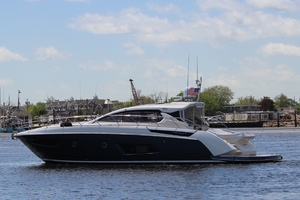 50' Azimut 50 Atlantis 2015 Port Side