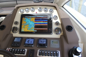 50' Azimut 50 Atlantis 2015 Helm Station