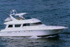 65' Sea Ray 650 Cockpit Motor Yacht 1994