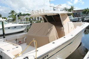 Fiddlers Three is a Grady-White 376 Canyon Yacht For Sale in Fort Myers-Covers-21
