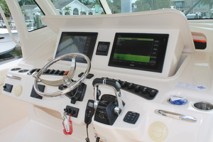 Fiddlers Three is a Grady-White 376 Canyon Yacht For Sale in Fort Myers-Helm-7