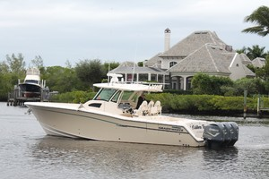 Fiddlers Three is a Grady-White 376 Canyon Yacht For Sale in Fort Myers--34