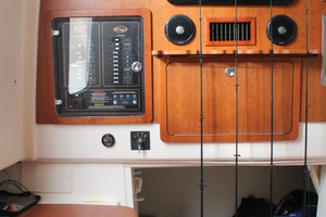 Fiddlers Three is a Grady-White 376 Canyon Yacht For Sale in Fort Myers-Interior-2