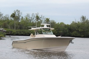 Fiddlers Three is a Grady-White 376 Canyon Yacht For Sale in Fort Myers--32